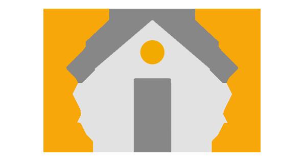 Coronavirus shelter saves lives icon 2