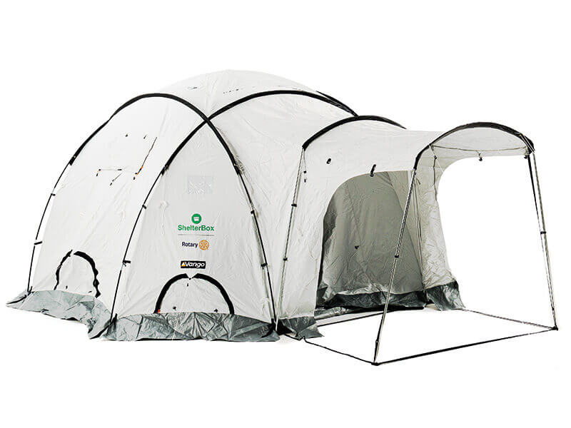 ShelterBox NZ emergency shelter tent