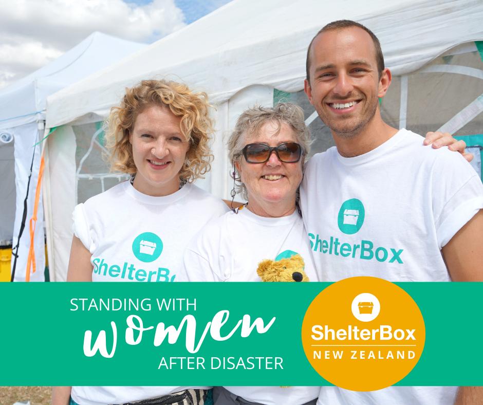 ShelterBox NZ International Women's Day
