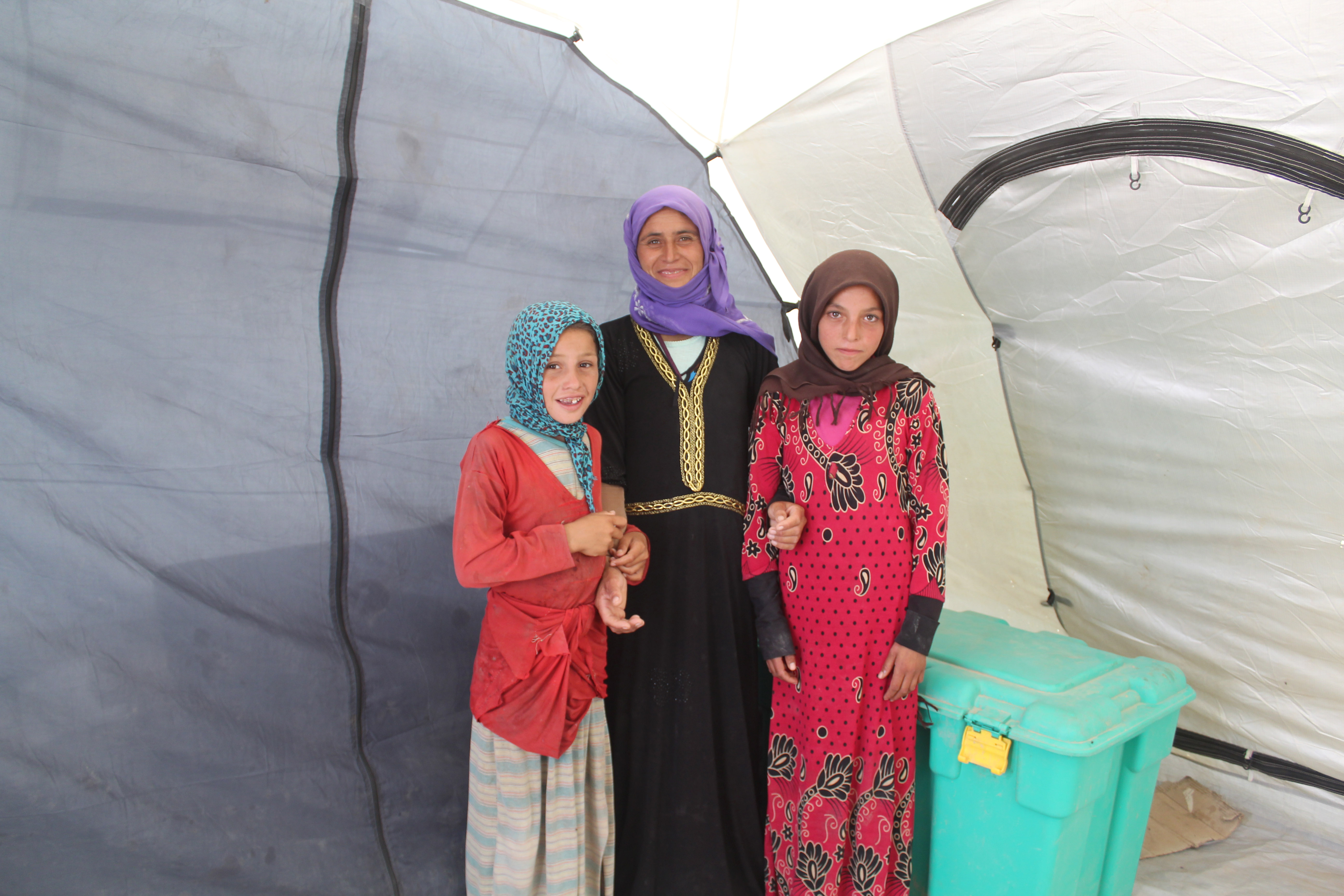 ShelterBox international relief Syria