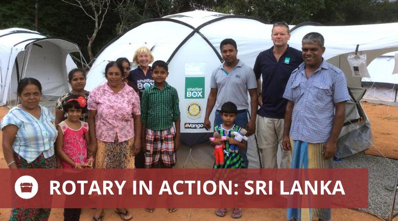 ShelterBox NZ Rotary Action Toolkit Sri Lanka
