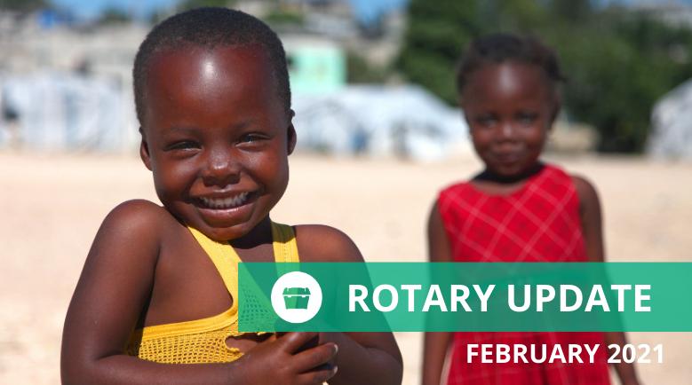 ShelterBox NZ February 2021 Rotary Update