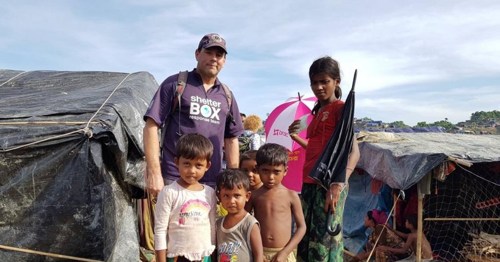 ShelterBox NZ Rohingya Crisis