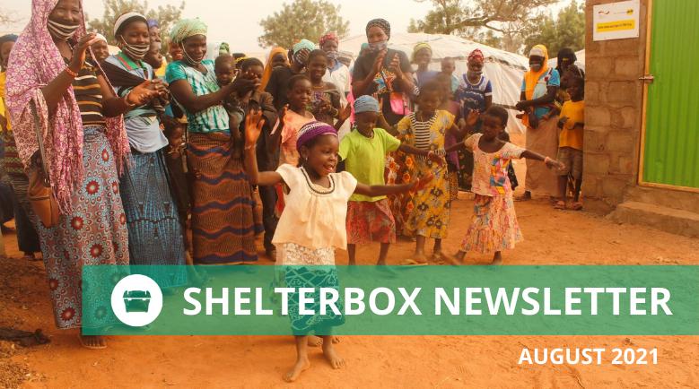 ShelterBox NZ August Newsletter